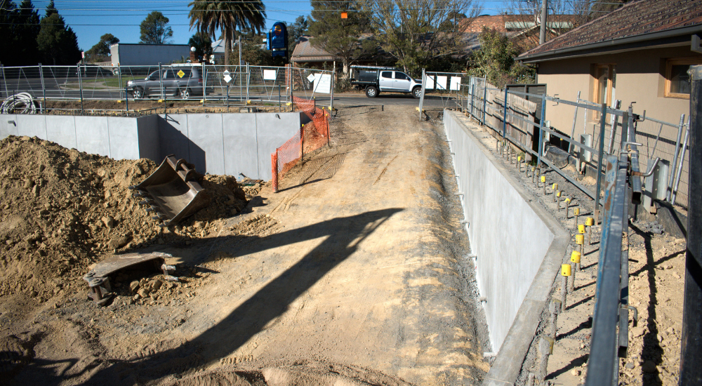 Greensborough - Ramp