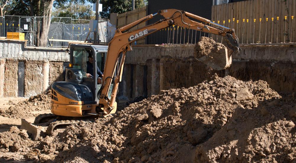 Glen Iris - Excavator Bulk