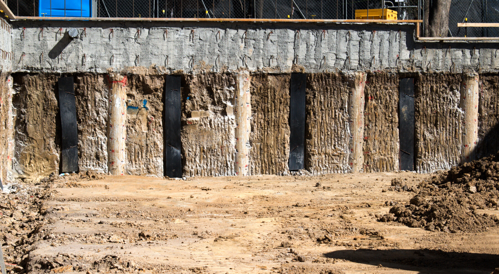 Glen Iris - Piling and Capping Beam